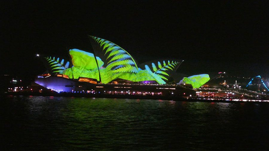 vivid sydney 2018 | William Blue