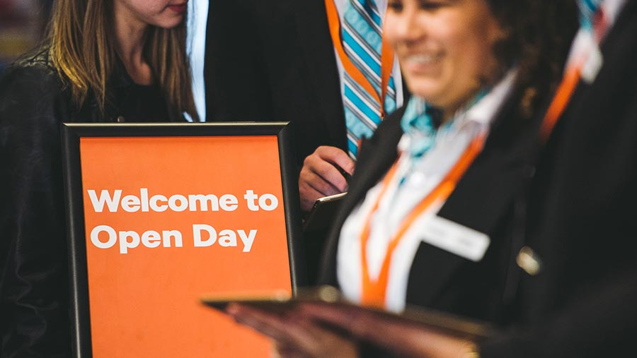 5 Tips To Avoid Being Overwhelmed On Open Day